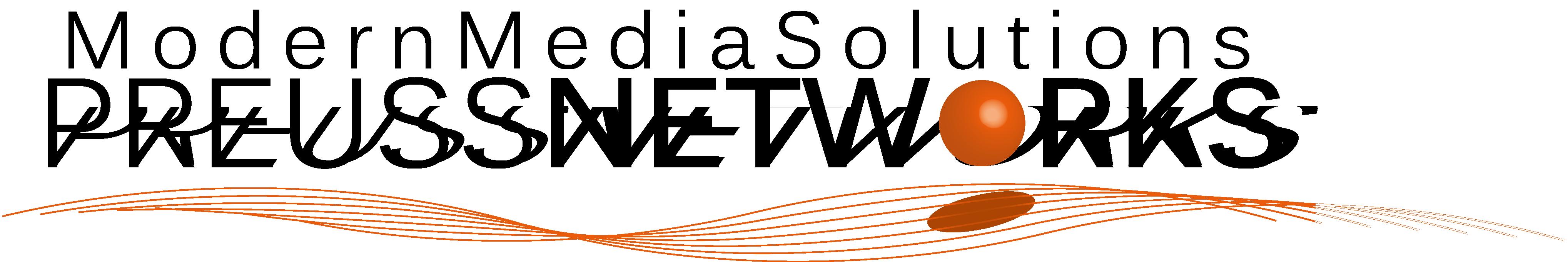 PreussNetworks Logo